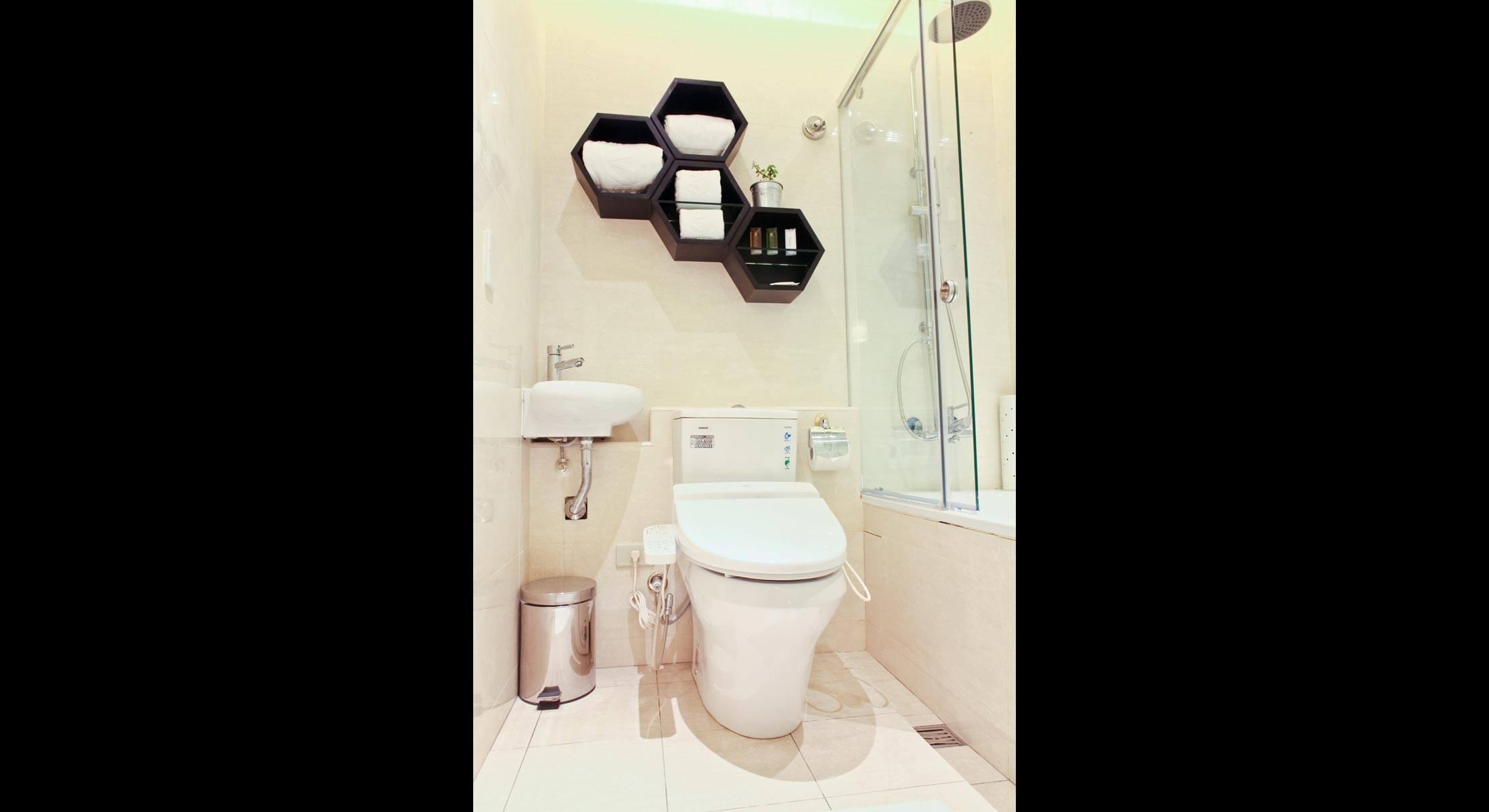 BEE-HOUSE-客房廁所2