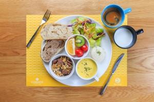 早午餐-風味麵包與濃湯
