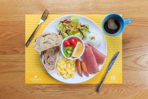 早餐-美式