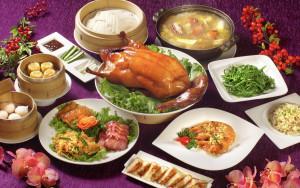 天成飯店集團 台北天成大飯店 翠庭 烤鴨四人合菜