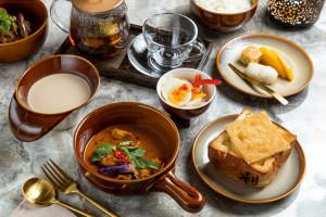 天成飯店集團 台北花園大酒店 花園thai thai 料理 套餐